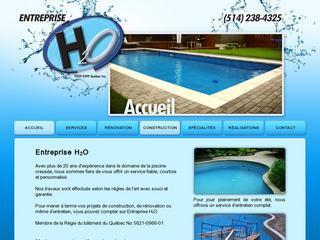 Entreprise H2O