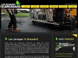 Les Pavages M.Brossard